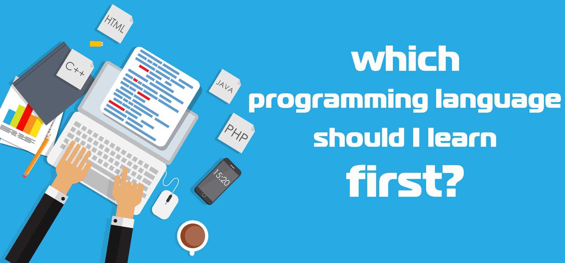 Which Programming Language Should You Learn First?