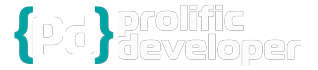 Prolific Developer Logo